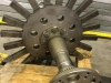 High speed rotor balancing