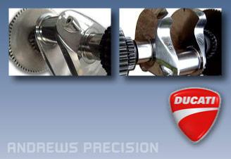 Ducati Cranks 1